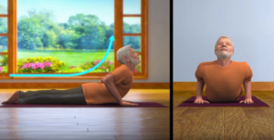 cobra stretch exercise in 8 steps and benefits  complete